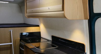 Twin Wheel 4 x 4 Sporthome - 4 Berth
