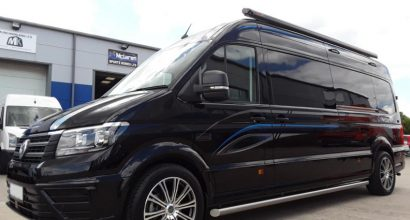 The all NEW VW CRAFTER - 2 Berth Shadow
