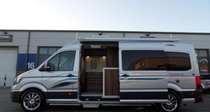 For Sale - New 2 Berth Shadow - VW Crafter LWB
