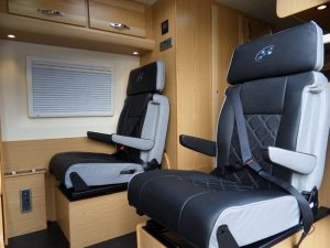 mercedes sprinter travelling seats