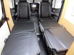 mercedes motohrome single beds
