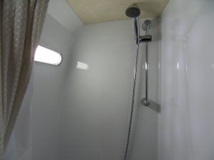 seperate shower