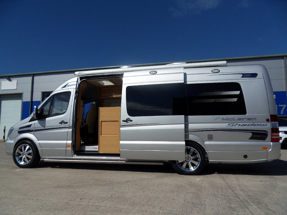 mercedes sprinter 316 shadow - extra lwb