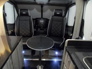 motorhome round table