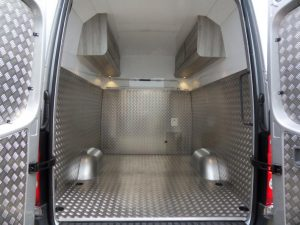 Motocross Day Van Conversion