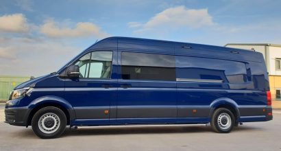 4 Motion - 6 berth - VW Crafter Maxi